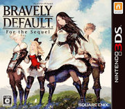 Bravely Default para 3DS
