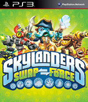 Skylanders Swap Force para PS3