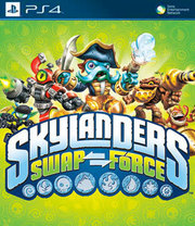 Skylanders Swap Force para PS4