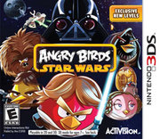 Angry Birds Star Wars para 3DS