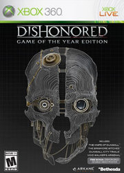 Dishonored: Game of the Year Edition para XBOX 360