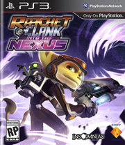 Ratchet & Clank: Into the Nexus para PS3