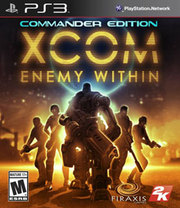 XCOM: Enemy Within para PS3