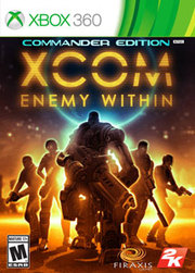 XCOM: Enemy Within para XBOX 360