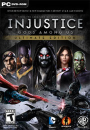 Injustice: Gods Among Us - Ultimate Edition para PC