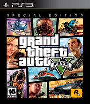 Grand Theft Auto V: Special Edition para PS3