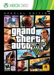 Grand Theft Auto V: Special Edition para XBOX 360