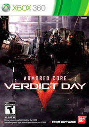 Armored Core: Verdict Day para XBOX 360