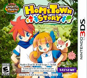 HomeTown Story para 3DS