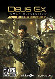 Deus Ex: Human Revolution - Director-s Cut para PC