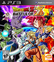 Dragon Ball Z: Battle of Z para PS3