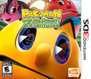 Pac-Man and the Ghostly Adventures para 3DS