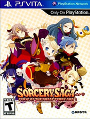 Sorcery Saga: The Curse of the Great Curry God para PS Vita