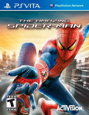 The Amazing Spider-Man para PS Vita