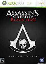 Assassin's Creed: Black Flag Limited Edition para XBOX 360