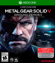 Metal Gear Solid V: Ground Zeroes para Xbox One