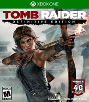 Tomb Raider Definitive Edition para Xbox One