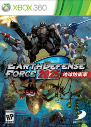 Earth Defense Force 2025 para XBOX 360