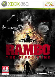 Rambo: The Video Game para XBOX 360
