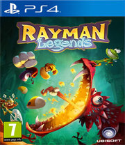 Rayman Legends para PS4