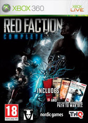 Red Faction Collection para XBOX 360