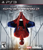 The Amazing Spider-Man 2 para PS3