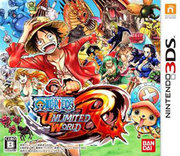One Piece: Unlimited World Red para 3DS