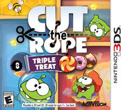 Cut the Rope: Triple Treat para 3DS