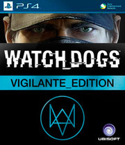 Watch Dogs Vigilante Edition para PS4