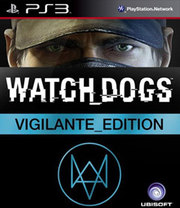 Watch Dogs Vigilante Edition para PS3