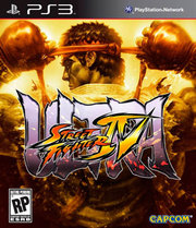 Ultra Street Fighter IV para PS3