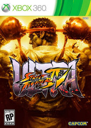 Ultra Street Fighter IV para XBOX 360