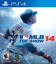 MLB 14: The Show para PS4