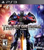 Transformers: Rise of the Dark Spark para PS3