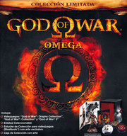 God of War Omega Collection para PS3