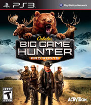 Cabela's Big Game Hunter: Pro Hunts para PS3