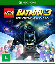 LEGO Batman 3: Beyond Gotham para Xbox One