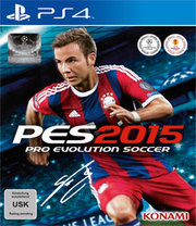 Pro Evolution Soccer 2015 para PS4