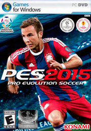Pro Evolution Soccer 2015 para PC