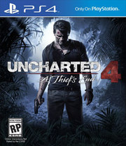 Uncharted 4: A Thief's End para PS4