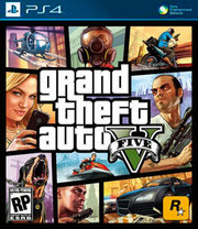 Grand Theft Auto V para PS4