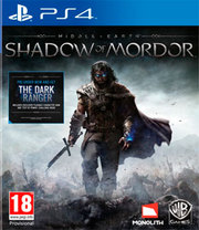 Middle-Earth: Shadow of Mordor para PS4
