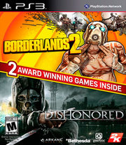 Borderlands 2 / Dishonored para PS3