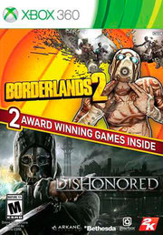 Borderlands 2 / Dishonored para XBOX 360