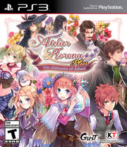 Atelier Rorona Plus: The Alchemist of Arland para PS3