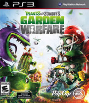 Plants vs. Zombies Garden Warfare para PS3
