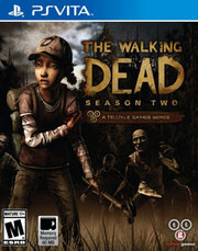 The Walking Dead: Season Two - A Telltale Games Series para PS Vita