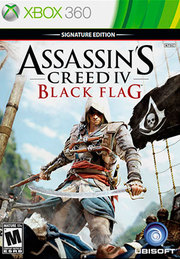 Assassin's Creed IV: Black Flag Signature Edition para XBOX 360