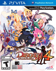 Disgaea 4: A Promise Revisited para PS Vita