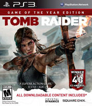 Tomb Raider: Game of the Year Edition para PS3